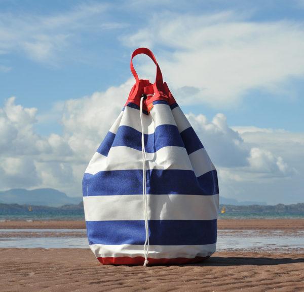 Stripy Bag
