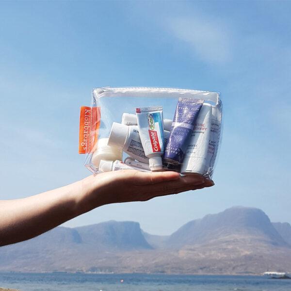 Travel Liquids Wash Bag